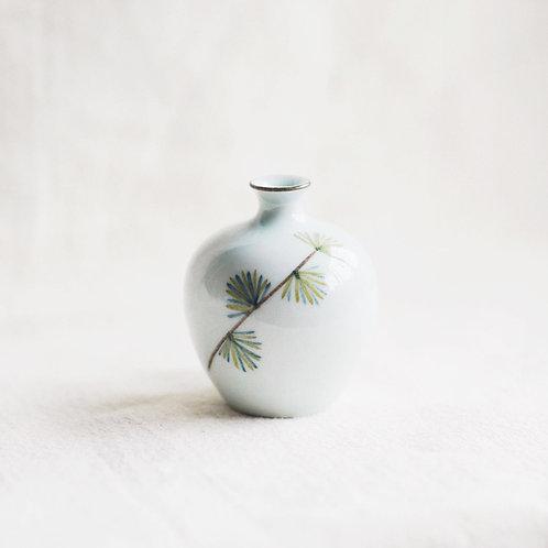 Mini Vase- Leaves(f)