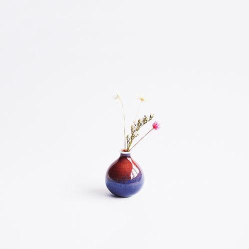 Super Mini Vase-Snowy Violet