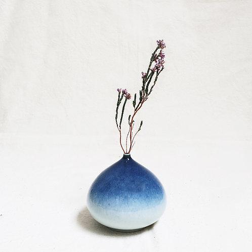 Galaxy Glaze Vase - Flat Bud