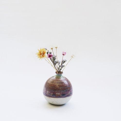 Mini Vase-Copper Red