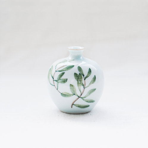 Botanical Mini Vase- Leaves(e)