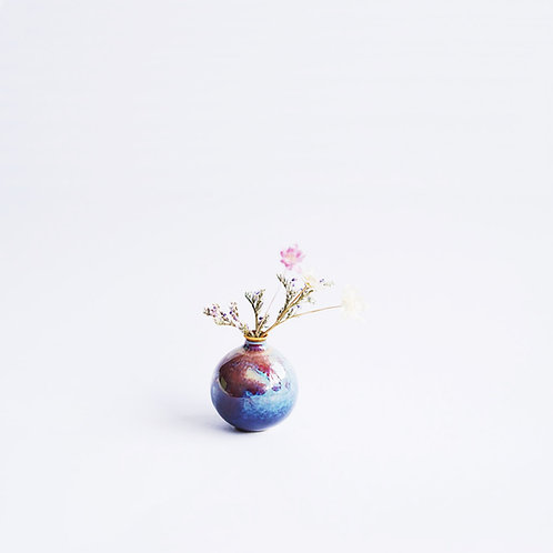 Super Mini Vase-Shiny Violet(a)
