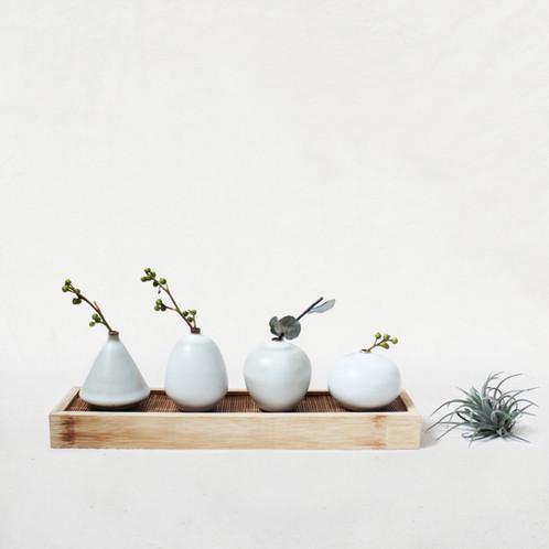 Special Odd Shape Mini Vase Set