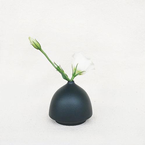 Nordic Matt Vase -Half Cylinder