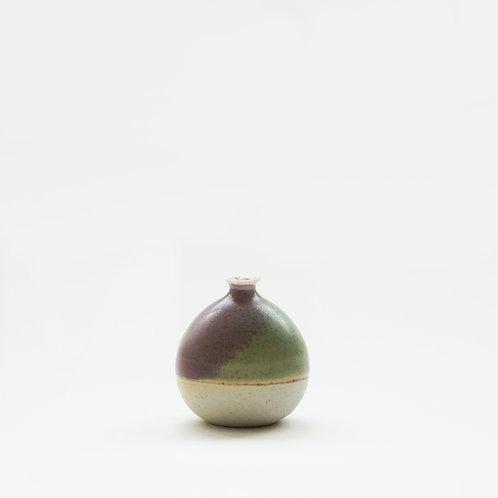 Mini Vase-Autumn Rust