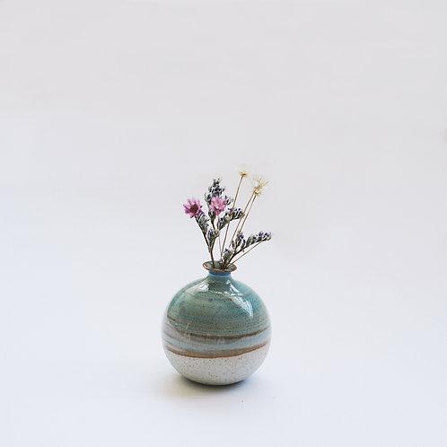 Mini Vase-Jade Green