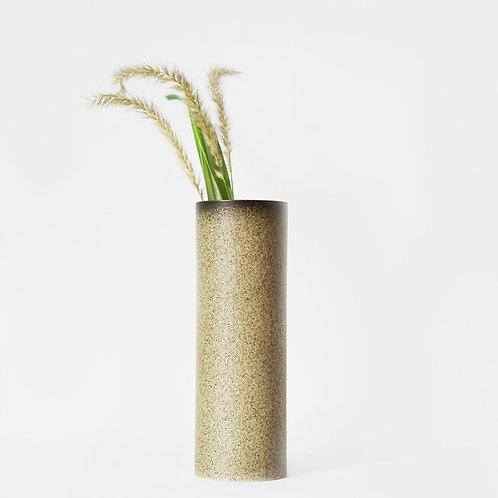 The Tubular - Tall Vase (Cove Grey)