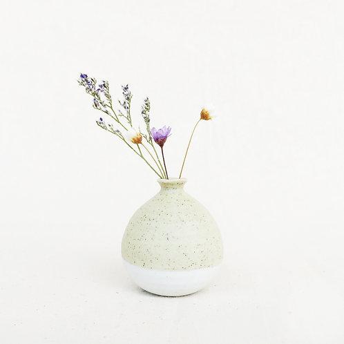 Mini Vase-Pastel Green