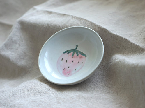 Strawberry Plates - Fruits Series