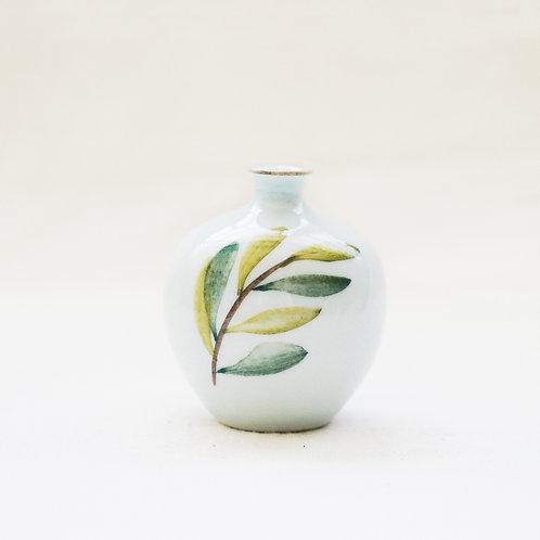 Botanical Mini Vase- Leaves(b)