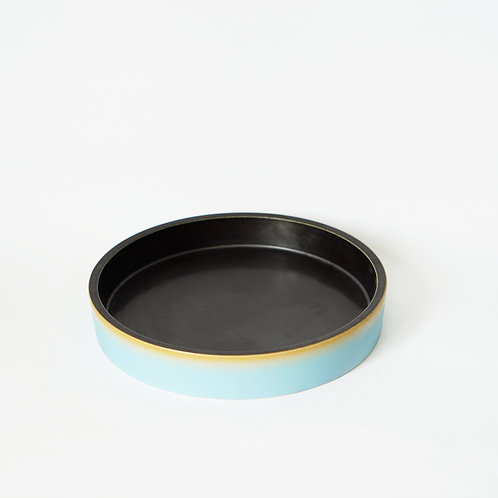 The Tubular - Ceramic Tray (Sky Blue)