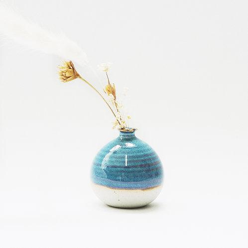 Mini Vase-Lake Blue