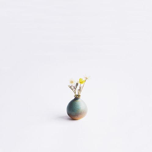 Super Mini Vase- Light Sea Green