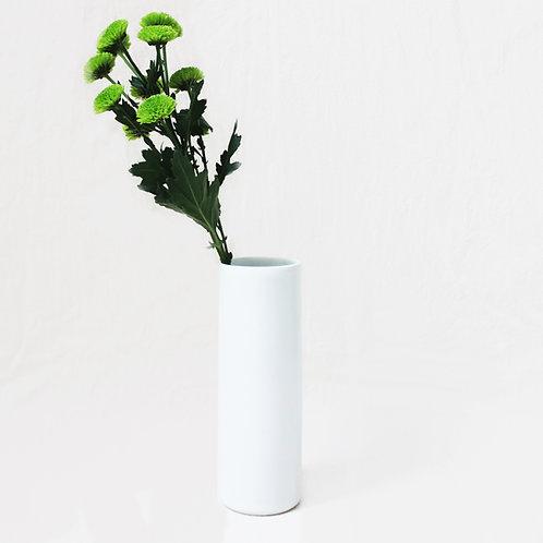 Nordic Matt Vase -Straight Cylinder (M)