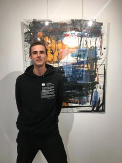 Nicolas Bijakowski art exhibition with Jaguar Arte Gallery in Paris