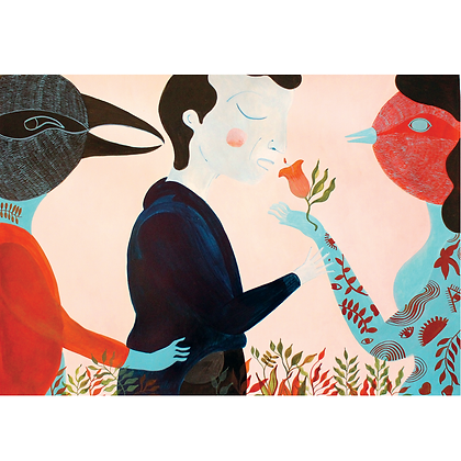 Devil Breath, Alexandra Arango