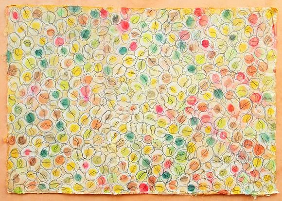 Café colorido, Lica Cecato