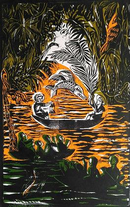 Théâtre d'Amazonie, Jean Marc Desrosiers