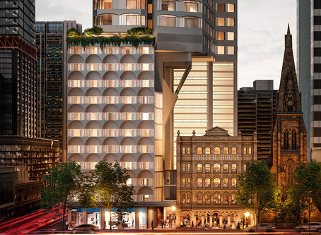 Old World Australian Real Estate Born Anew