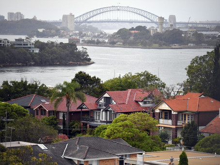 Australia's property market has the right catalysts for a rebound: record low interest rates and inv