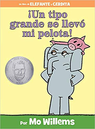 The Elephant and Piggie Series in Spanish