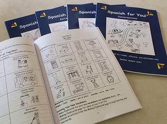 Homeschooling Spanish