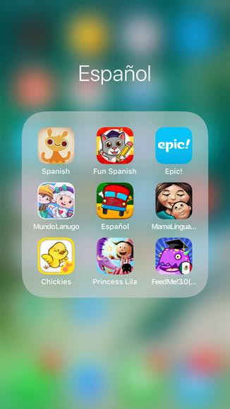 Best Spanish Apps For Kids