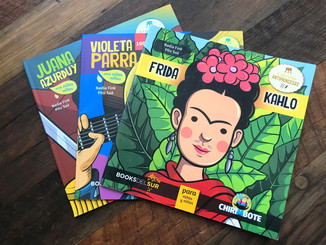 Spanish Books: The Anti-Princess Collection