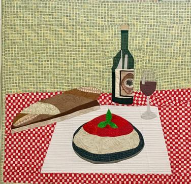 Eating Out, Robin Heller-Harrison