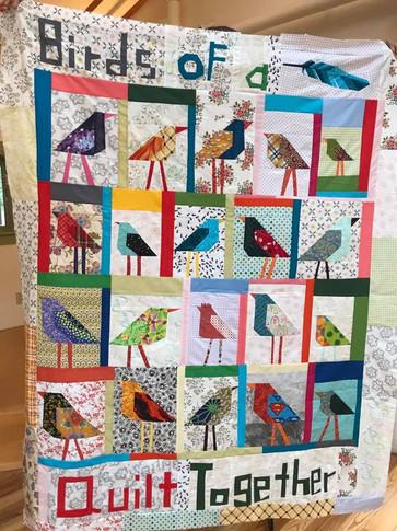 Birds of Feather, Diane Wespiser