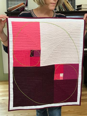Fibonacci's Escargot, Lynne McLandsborough