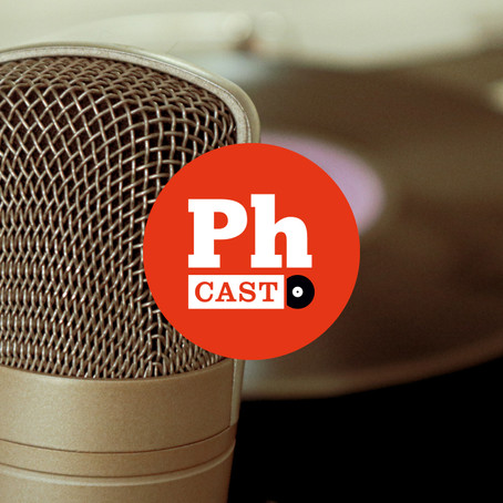 Chegou Phonocast: o podcast sobre vinil da Phono Brasil.