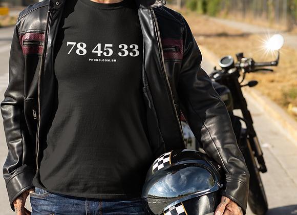 Camiseta 78 45 33