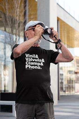 Camiseta Vinil&...
