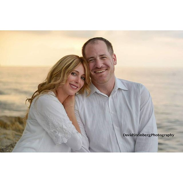 A sweet couple.  If you in Florida, give me a call to book