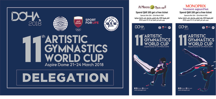 11th ARTISTIC GYMNASTICS WORLD CUP