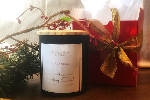 Honey Crim' 11oz Candle