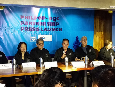 PhilPop Partners with NQC on Quincentennial Celebration