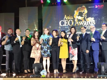 Asia CEO Awards 2018: Let's Build This Country