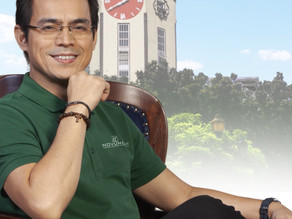Mayor Isko Goes Green
