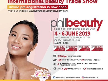 philbeauty 2019: Opening Bigger Opportunities for Philippines' Beauty Businesses!