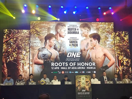 ONE: Roots of Honor Official Kick-Off