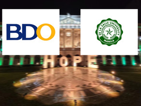 BDO helps DLSU collect fees online