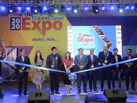 Up to 70% Travel and Tour Discounts at the 27th PTAA Travel and Tour Expo 2020