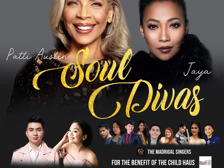 Young & Talented performers with Patti Austin and Jaya