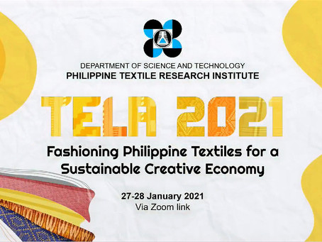 DOST - PTRI TELA Stakeholders' Conference 2021