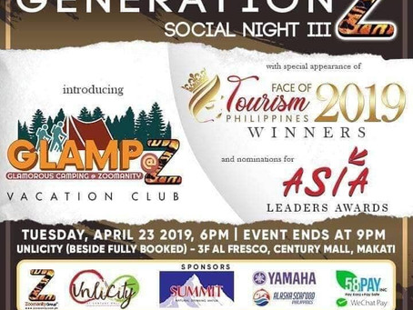Zoomanity Group Hosts Project: Generation Z Social Night III
