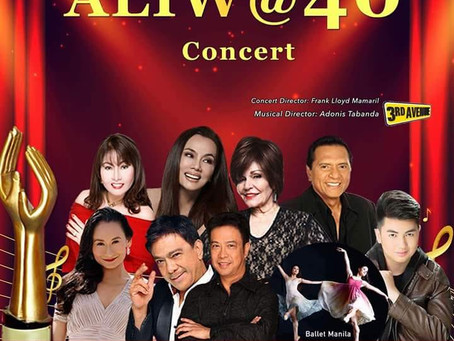 The Grand Aliw@40 Concert