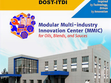 ITDI pursues backend innovation,  inaugurates Modular Multi-Industry Innovation Center (MMIC)