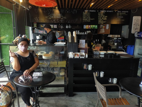 Coffeebucks Studio Cafe now opens to give you the best cup of coffee